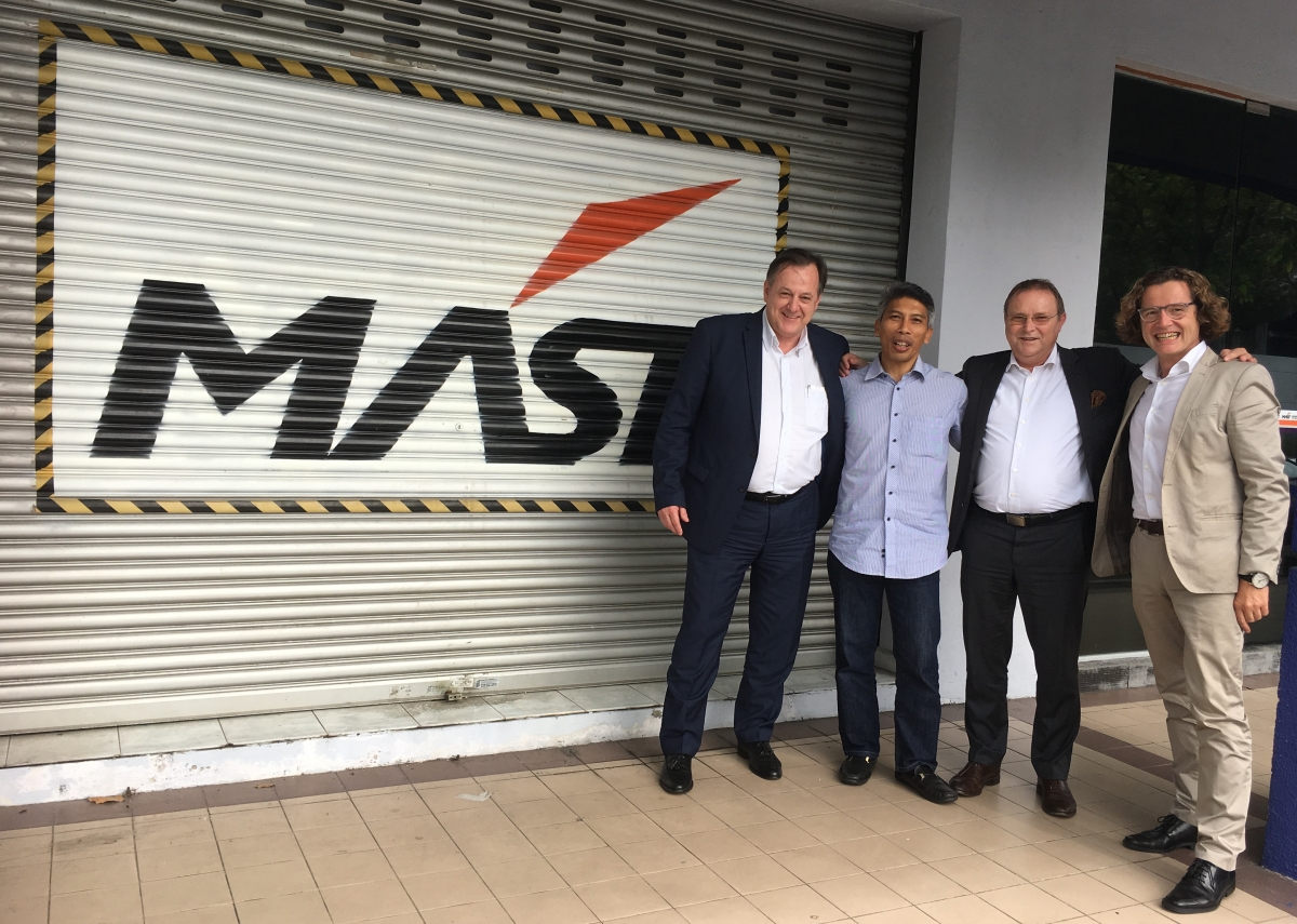 MAST Marine Science Technology as Partner for Sea & Sun Technology