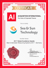 Sea & Sun China Certificate